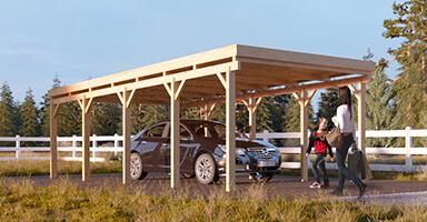 Garage e tettoie per auto